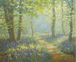 Peaceful Retreat by James Preston - Limited Edition on Paper sized 9x7 inches. Available from Whitewall Galleries